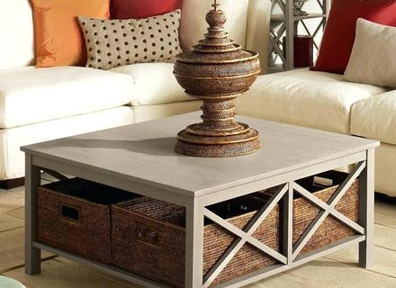 Remarkable Latest Big Square Coffee Tables Pertaining To Big Square Coffee Table Wood Jerichomafjarproject (Image 37 of 50)