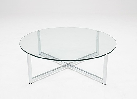 Remarkable Latest Circle Coffee Tables With Glass Circle Coffee Table Jerichomafjarproject (Image 39 of 50)
