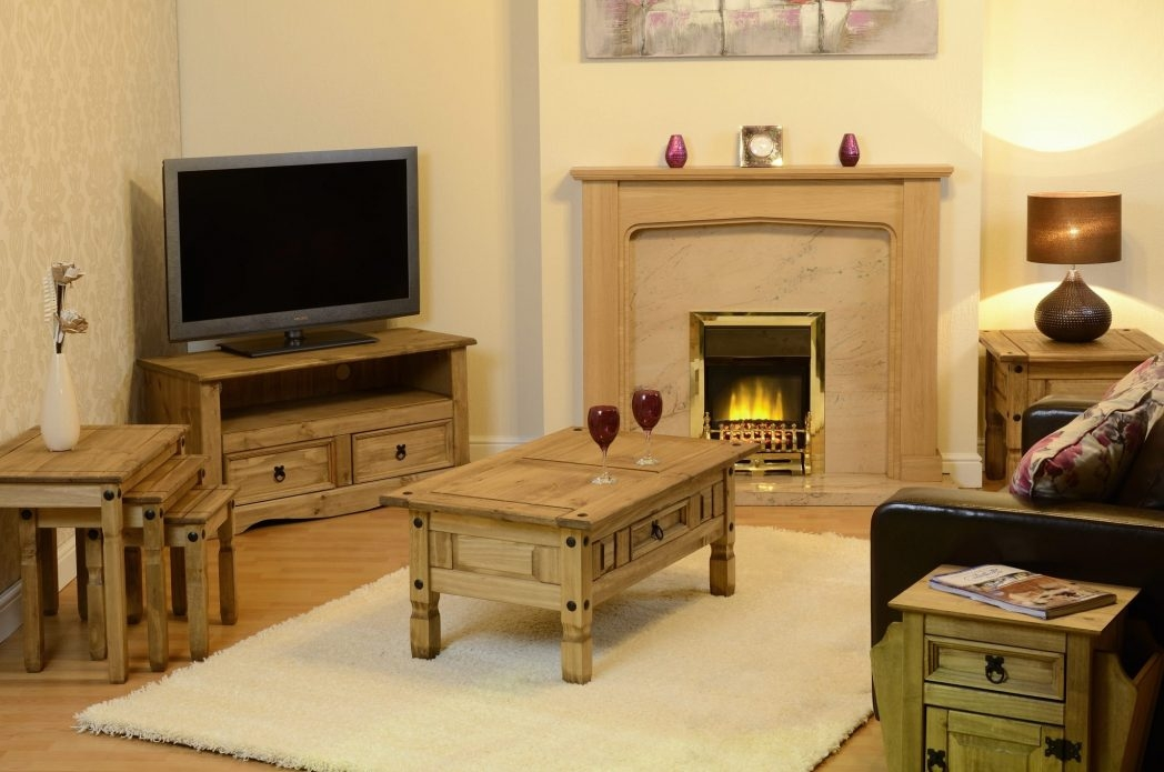 Remarkable Latest Coffee Table And Tv Unit Sets Throughout Next Tv Stand Unit With Matching Coffee Table In Linton An Thippo (Image 40 of 50)