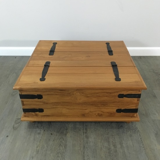 Remarkable Latest Coffee Tables With Box Storage For Pine Storage Coffee Table (Image 44 of 50)