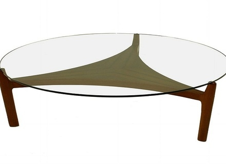 Remarkable Latest Glass Circular Coffee Tables Regarding Glass Round Coffee Tables Jerichomafjarproject (Image 42 of 50)