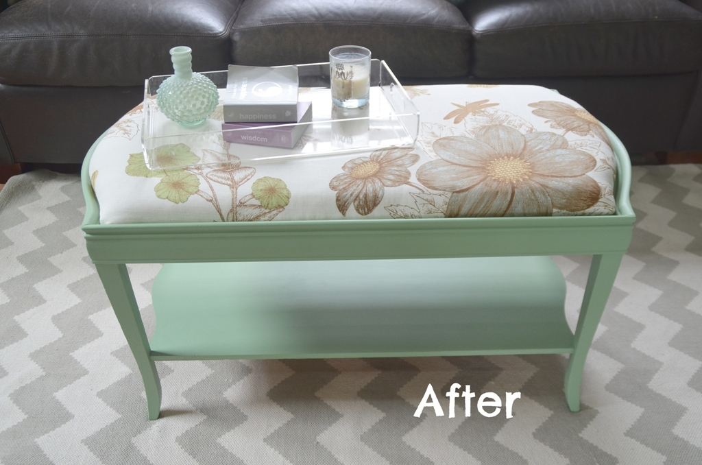 Remarkable Latest Green Ottoman Coffee Tables Regarding Coffee Table Awesome Diy Ottoman Coffee Table Designs How To Make (Image 40 of 50)