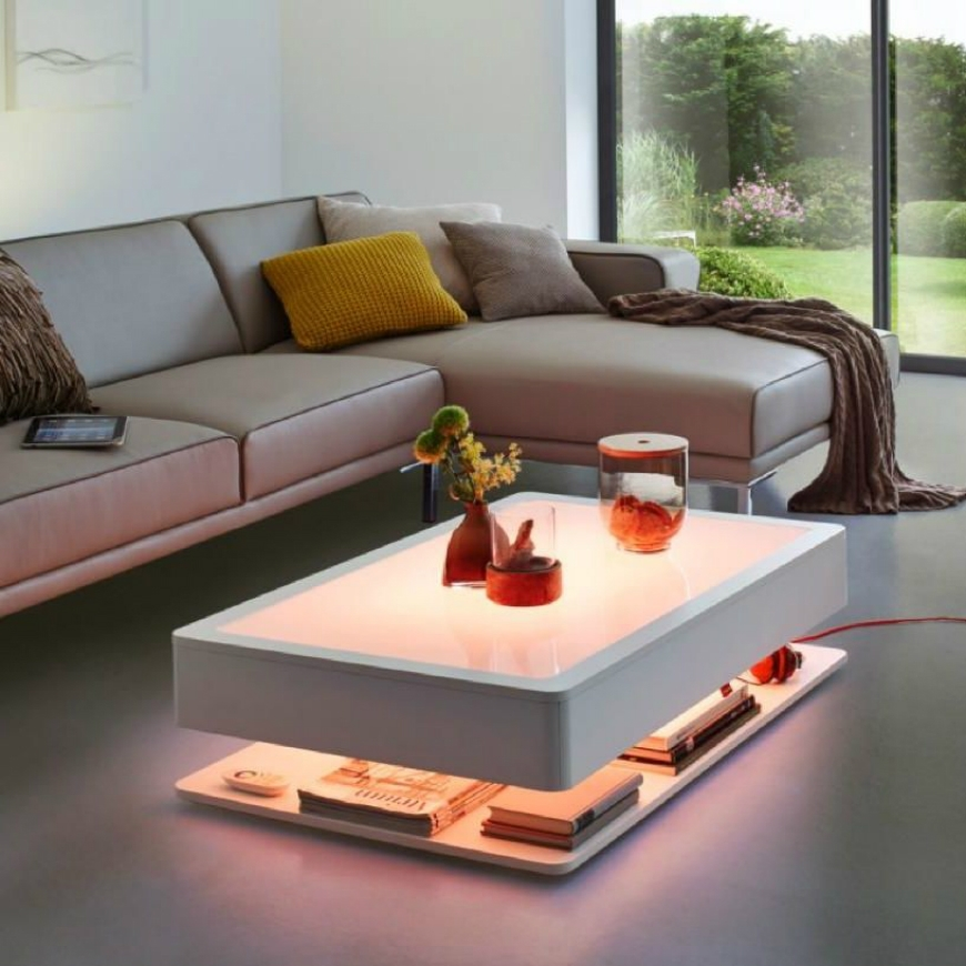 Remarkable Latest Stylish Coffee Tables With Regard To How To Furnish Your Home For Less With Stylish Coffee And Side (Image 34 of 40)