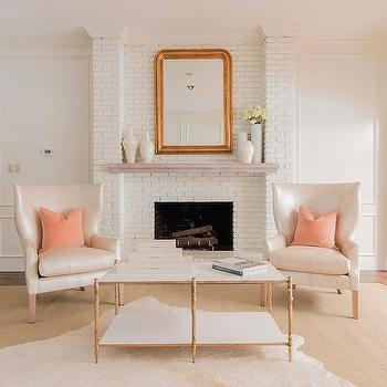 Remarkable Latest White Marble Coffee Tables With Brass And Marble Coffee Table Design Ideas (View 28 of 50)