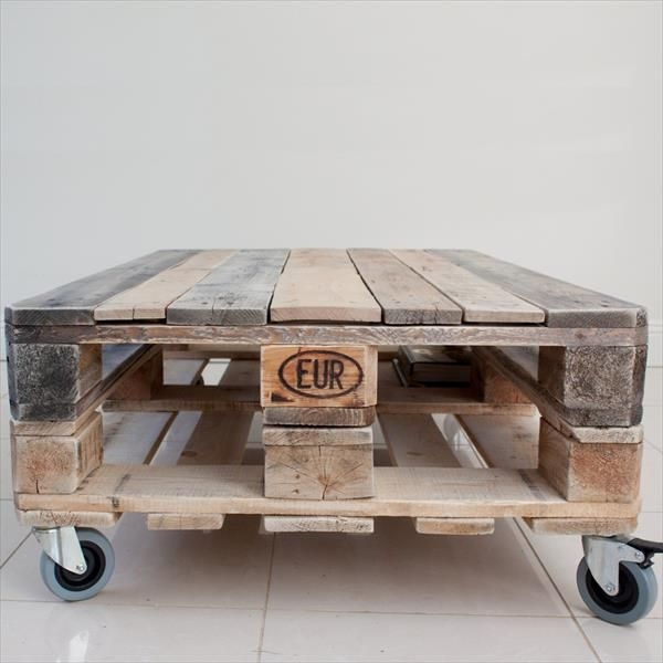 Remarkable New Coffee Tables With Wheels With Best 25 Coffee Table With Wheels Ideas On Pinterest Industrial (View 2 of 40)
