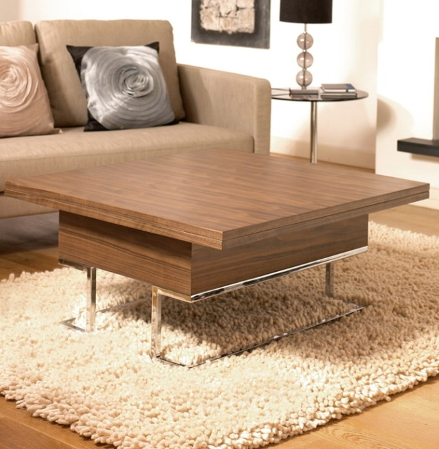 Remarkable New Desk Coffee Tables With Regard To Living Room The Coffee Table Desk Convertible Home Design Ideas (Image 40 of 50)