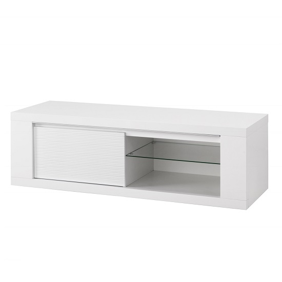Remarkable New Glossy White TV Stands For Gloss Tv Stands Gloss Tv Unit Furniture In Fashion (Image 37 of 50)