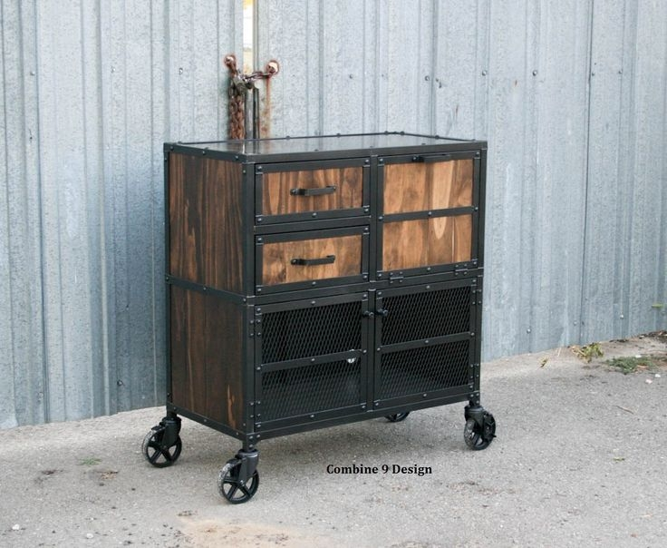 Remarkable New Industrial Corner TV Stands In Best 25 Industrial Salon Ideas On Pinterest Industrial Salon (Image 45 of 50)