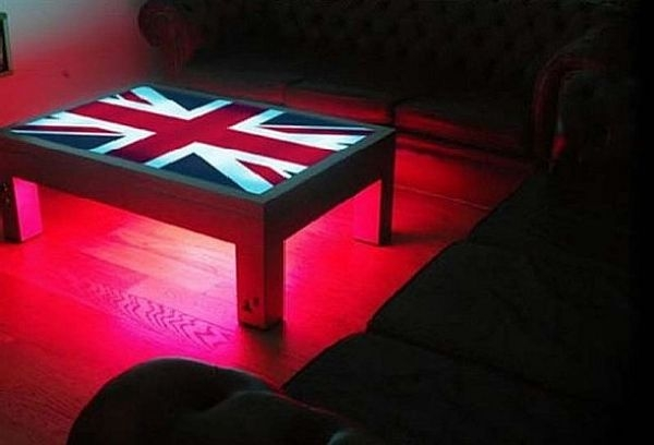 Remarkable New Led Coffee Tables Throughout Seven Led Coffee Tables To Sparkle Your Living Space Hometone (Image 40 of 50)