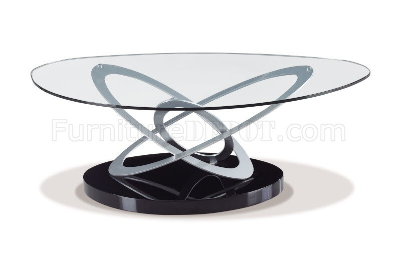 Remarkable New Metal Coffee Tables With Glass Top In Glass Top Metal Base Modern Coffee Table Woptions (Image 39 of 50)