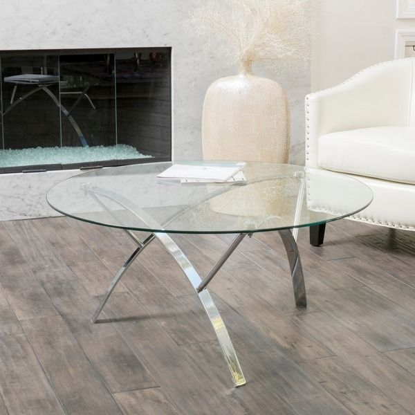 Remarkable New Spiral Glass Coffee Table For Best 25 Round Glass Coffee Table Ideas On Pinterest Ikea Glass (View 49 of 50)