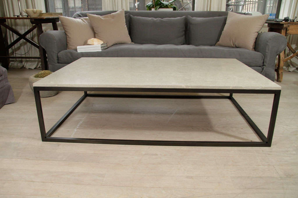 Remarkable New Square Stone Coffee Tables Regarding Square Stone Top Coffee Table Awesome Design Of Stone Top Coffee (Image 29 of 40)