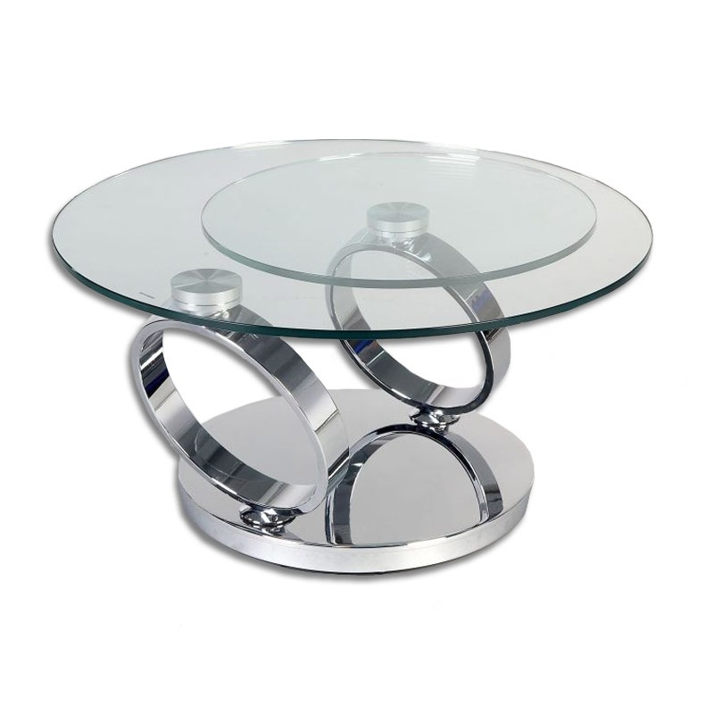 Remarkable New Swivel Coffee Tables Intended For Round Swivel Coffee Table (View 23 of 50)