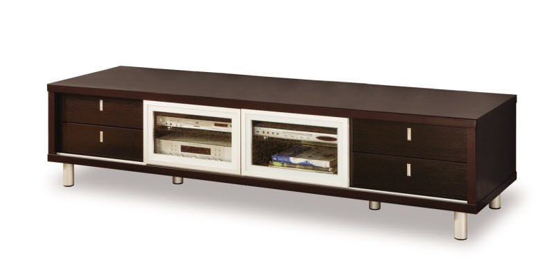 Remarkable New Wenge TV Cabinets Pertaining To 722tv Wenge Tv Cabinet Global Furniture (Image 40 of 50)