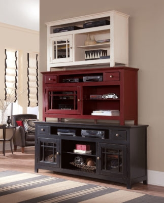 Remarkable Popular Emerson TV Stands In Naomi Entertainment Wall Furniture For Less (View 26 of 50)
