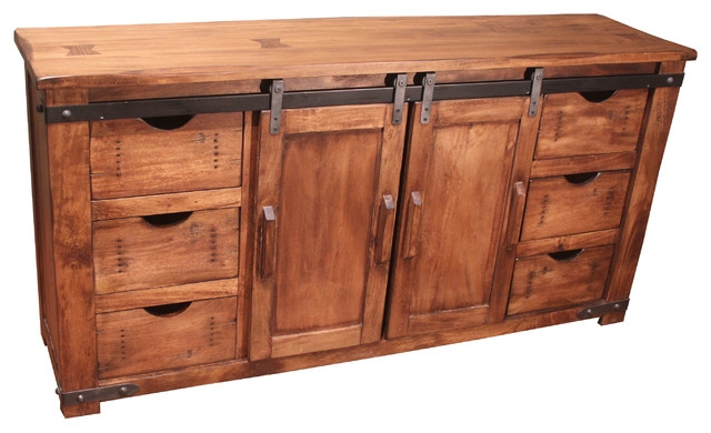 Remarkable Popular Rustic Pine TV Cabinets Pertaining To Solid Wood Tv Stand Rustic Entertainment Centers And Tv Stands (View 30 of 50)
