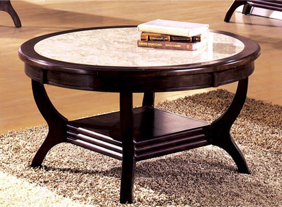 Remarkable Popular Small Marble Coffee Tables Within Adorable Round Marble Top Coffee Table Best Ideas About Round (Image 40 of 50)