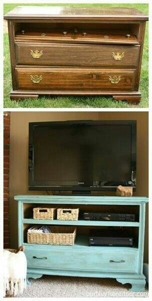 Remarkable Popular Small TV Stands For Top Of Dresser Regarding Best 10 Unique Tv Stands Ideas On Pinterest Studio Apartment (View 20 of 50)