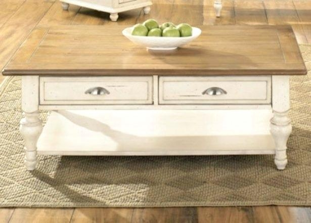 Remarkable Popular White Cottage Style Coffee Tables Inside Coffee Table 17 Best Ideas About Convertible Coffee Table On (Image 41 of 50)