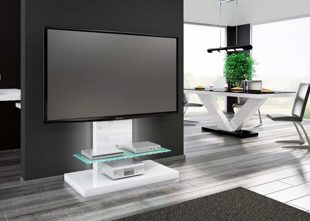 Remarkable Preferred Oval White TV Stands Pertaining To Oval White Tv Stand (Image 44 of 50)