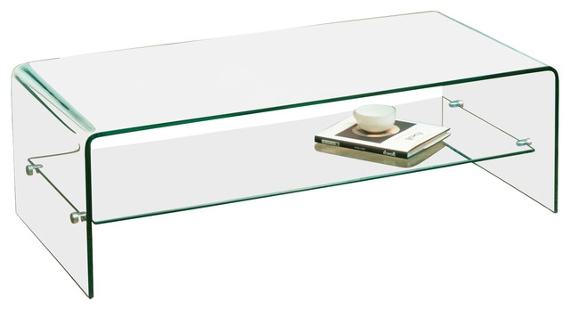 Remarkable Preferred Rectangle Glass Coffee Table For Charlize Glass Coffee Table Modern Coffee Tables Gdfstudio (View 19 of 50)