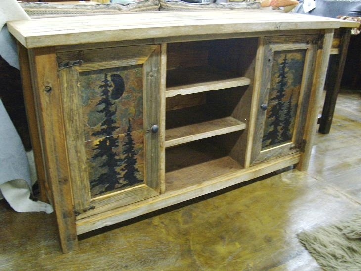 Remarkable Preferred Rustic Furniture TV Stands Intended For 13 Best Rustic Customizable Tv Stands Images On Pinterest Rustic (Image 38 of 50)