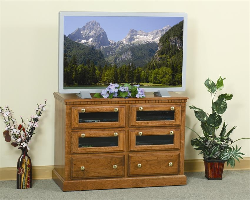 Remarkable Preferred Square TV Stands Inside Traditional Hdtv Square Tv Stand With Drawers (View 43 of 50)