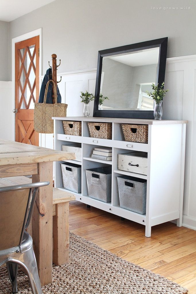 Remarkable Preferred TV Stands With Storage Baskets With Best 25 Storage Baskets Ideas On Pinterest Hanging Wall Baskets (View 18 of 50)
