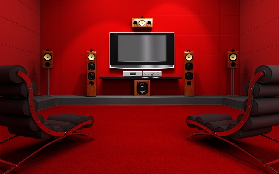 Remarkable Premium Black And Red TV Stands With Living Room Marvelous Red Feature Wall Living Room Ideas With (Image 37 of 50)