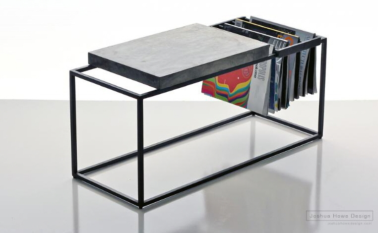 Remarkable Premium Coffee Tables With Magazine Storage Pertaining To Magazine Storage 12 Tables And Stools That Can Help Organize (Image 36 of 50)
