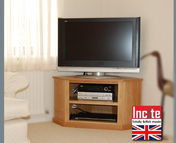 Remarkable Premium Corner Oak TV Cabinets For Beech Tv Cabinet Modern Furnitures (Image 43 of 50)