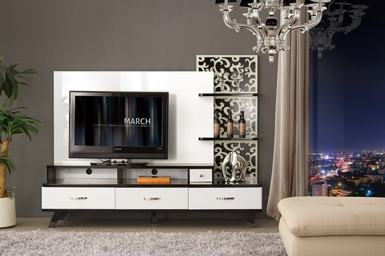 Remarkable Premium L Shaped Tv Stands Pertaining To Pictures Of Cabinet Simple Stand