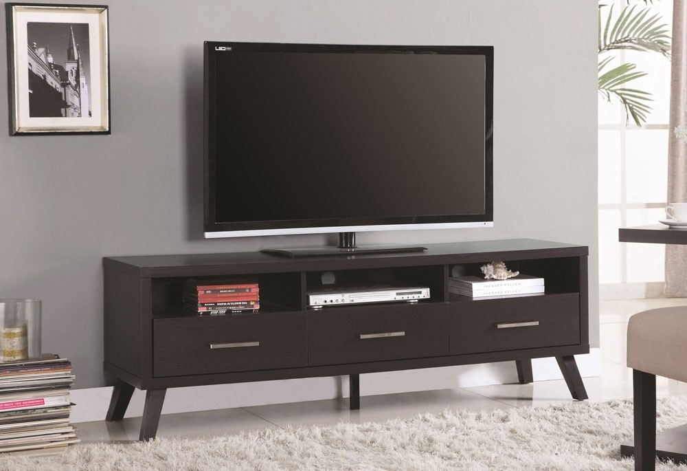 Remarkable Premium Modern Low TV Stands With Regard To Low Profile Modern Tv Stand (View 37 of 50)