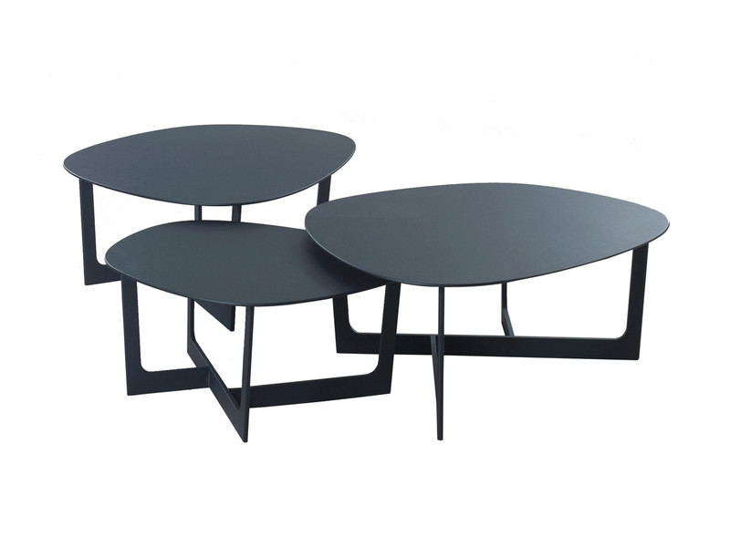 Remarkable Premium Nest Coffee Tables In Buy The Erik Jorgensen Ej 190191 Insula Coffee Tables At Nestcouk (Image 35 of 50)