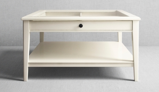 Remarkable Premium Round Coffee Tables With Drawer Regarding Storage Coffee Table Ikea (Image 42 of 50)