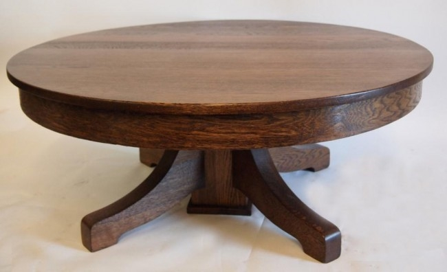 Remarkable Premium Round Oak Coffee Tables With Furniture Glamorous Round Oak Coffee Table Designs Remarkable (View 8 of 40)