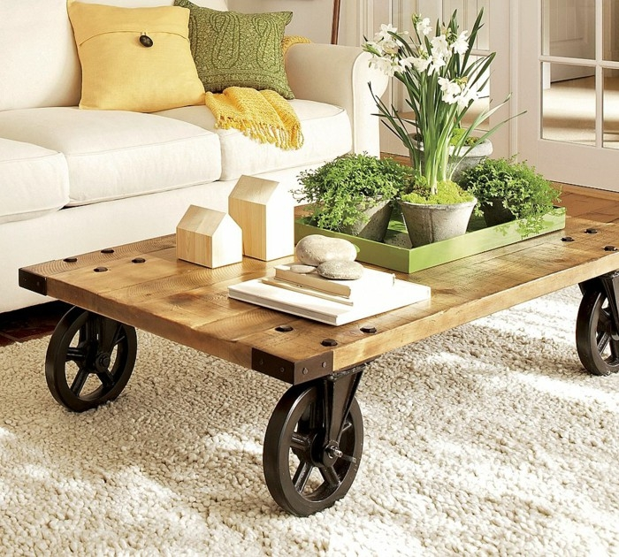 Remarkable Premium Rustic Style Coffee Tables Intended For Make Rustic Furniture Home Of Natural Look Fresh Design Pedia (View 26 of 50)