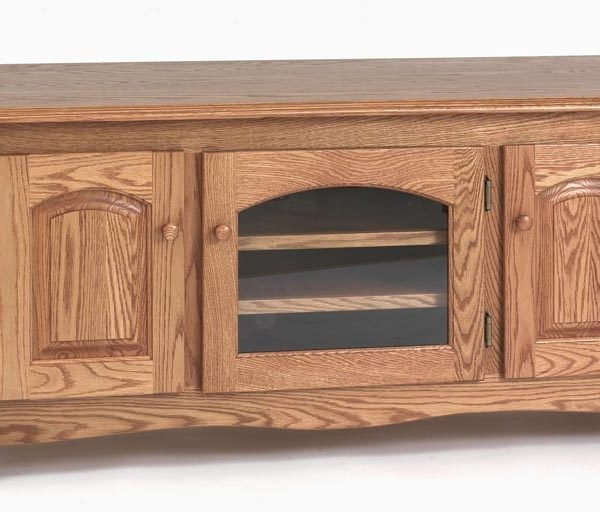 Remarkable Premium Solid Oak TV Stands Regarding Country Trend Solid Oak Tv Stand 51 The Oak Furniture Shop (Image 38 of 50)