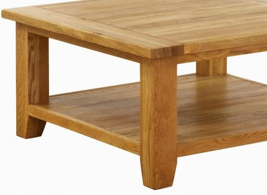 Remarkable Premium Square Oak Coffee Tables Regarding Coffee Tables Product Categories Pine And Oak (Image 39 of 50)