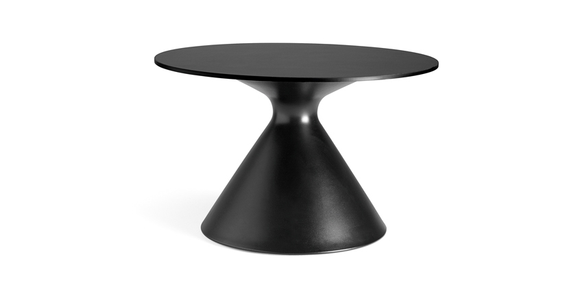 Remarkable Series Of Black Circle Coffee Tables In Elegant Round Coffee Table Black Coffee Table Modern Coffee Tables (View 7 of 50)