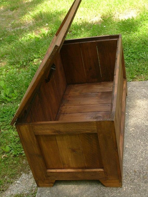 Remarkable Series Of Blanket Box Coffee Tables With Regard To Best 20 Chest Coffee Tables Ideas On Pinterest Used Coffee (Image 44 of 50)