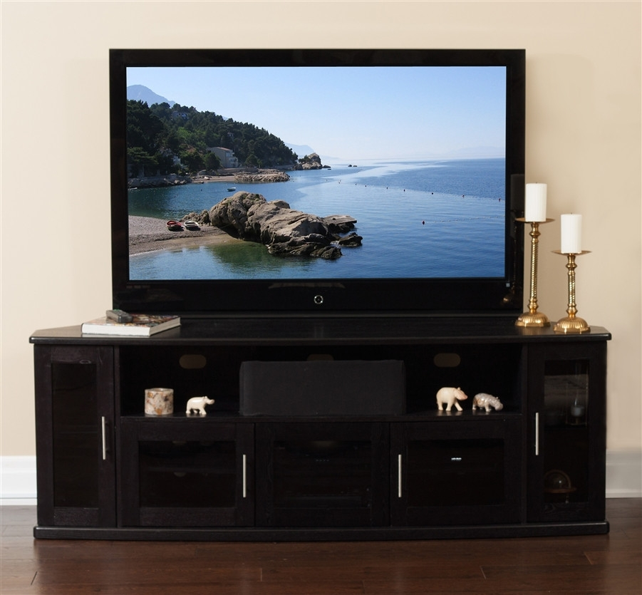 Remarkable Series Of Corner TV Stands For Flat Screen For Tv Stands 2017 Flat Screen Tv Stands Images Corner Flat Screen Tv (View 19 of 50)