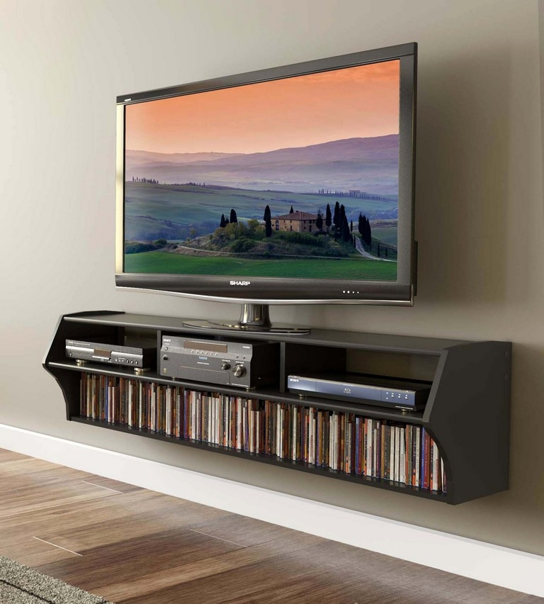 Remarkable Series Of Glass Corner TV Stands For Flat Screen TVs With Regard To 30 Tall Tv Stand (Image 40 of 50)