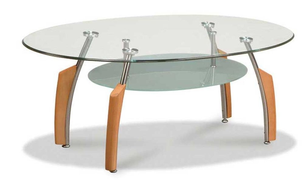 Remarkable Series Of Simple Glass Coffee Tables For Contemporary Coffee Tables With Glass Table Top (Image 33 of 40)