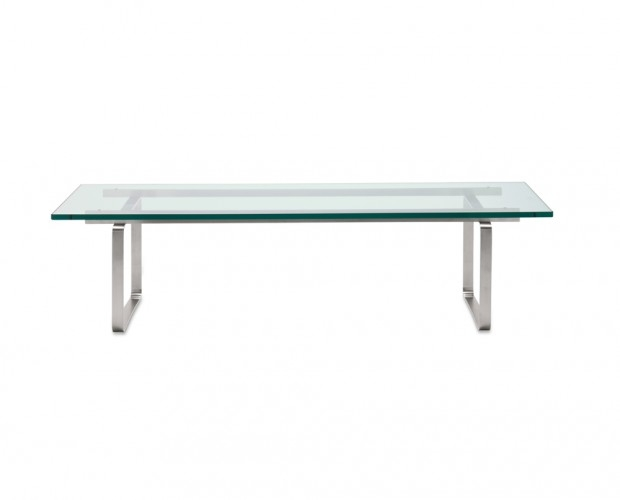Remarkable Series Of Steel And Glass Coffee Tables Intended For Ch108 Glass Elegant Office Coffee Tables Coalesse (Image 39 of 50)