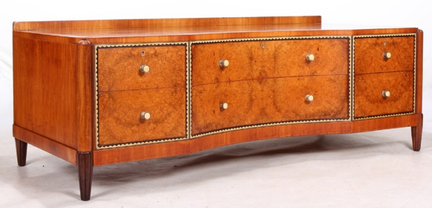 Remarkable Top Art Deco TV Stands Intended For Introducing Art Deco Into Your Interior Loveantiques Blog (Image 40 of 50)