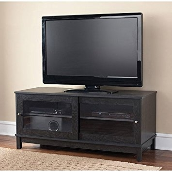 Remarkable Top Black Modern TV Stands With Amazon Tv Stand Tv Stand For Tvs Up To 55 Tv Stands For (Image 39 of 50)