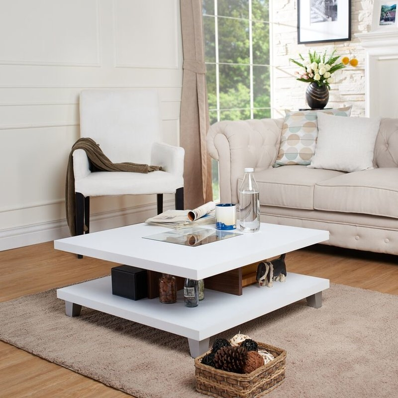 Remarkable Top French Country Coffee Tables With French Country Coffee Tables Youll Love Wayfair (Image 41 of 50)