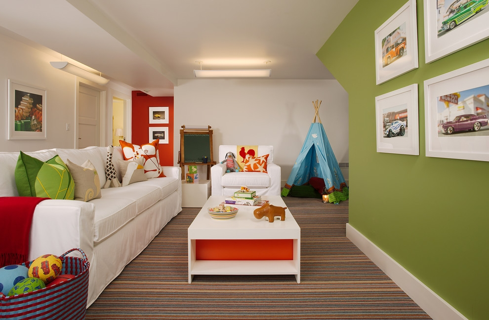 Remarkable Top Kids Coffee Tables In Dark Green Carpet Decorating Kids Traditional With Striped Rug Red (Image 45 of 50)