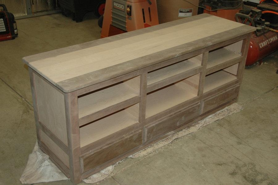 Remarkable Top Maple TV Stands Inside Tv Stand Plans Corner Tv Stand Plans Easy Diy Wood Project (View 22 of 50)